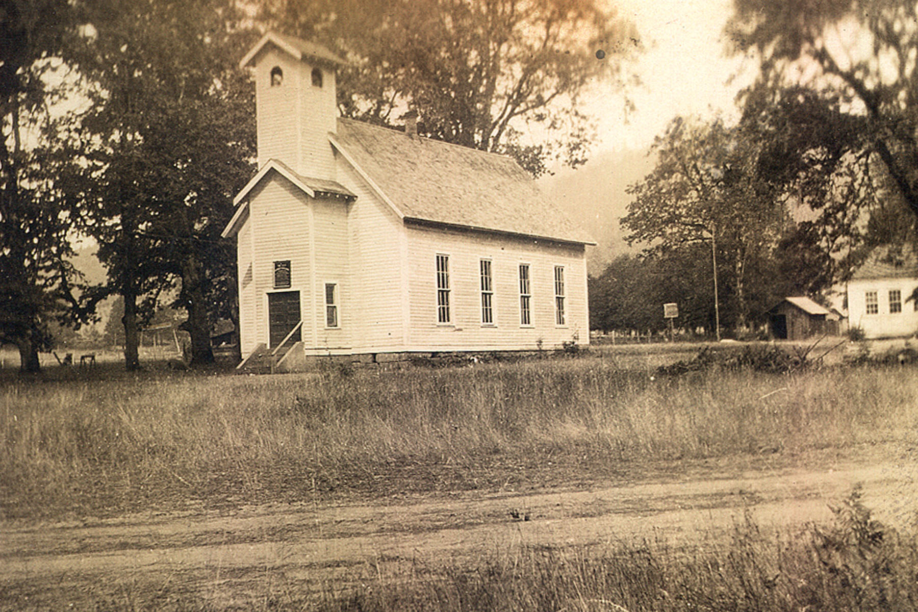 Old Tenmile Church